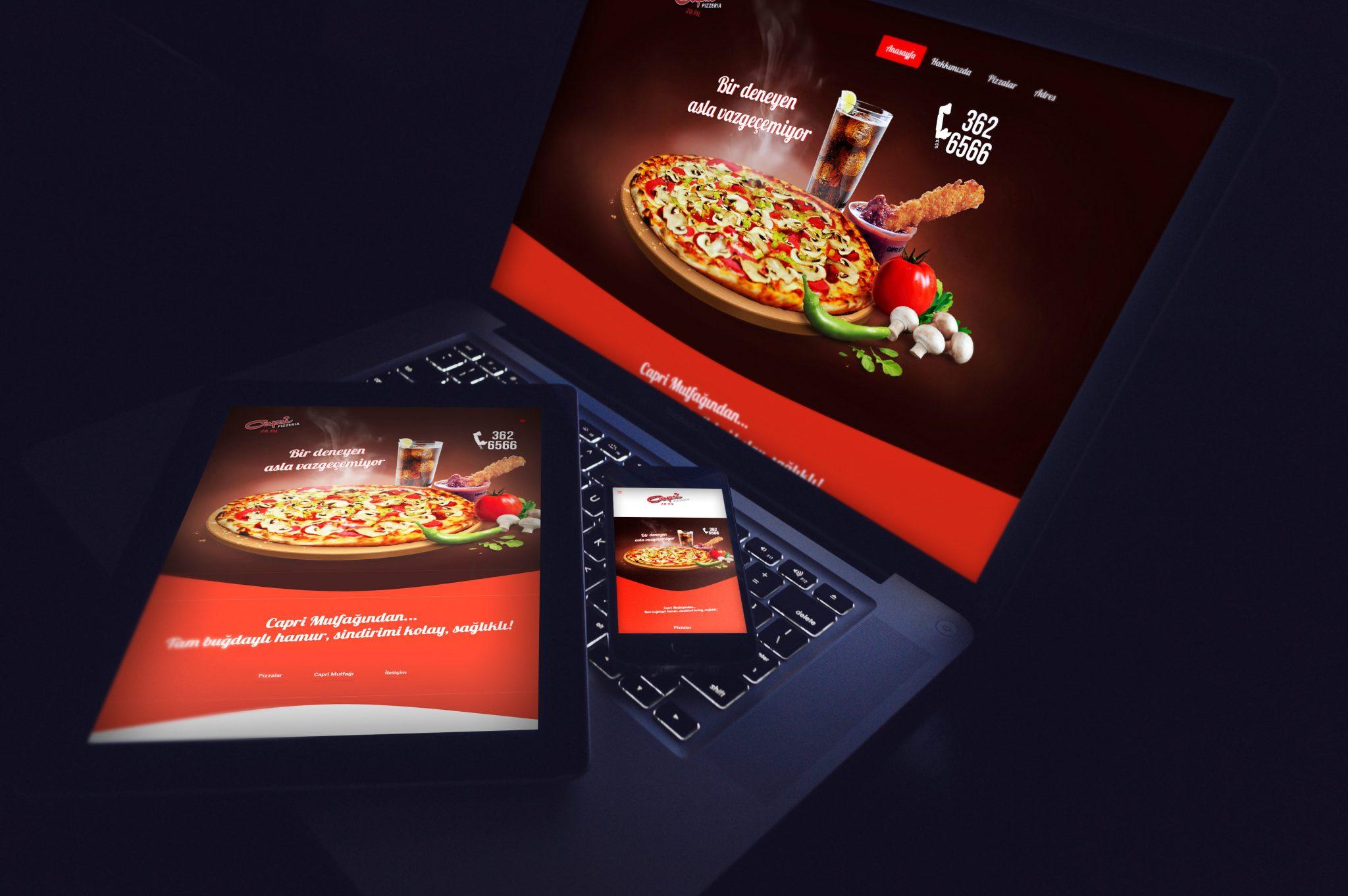capri-pizza-web-site